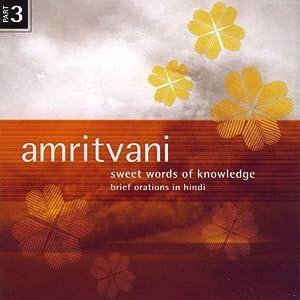 Amritvani, Volume 3 Lecture
