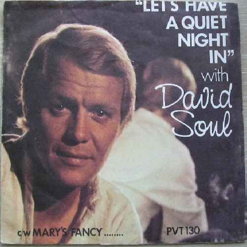 Lets Have A Quiet Night In - David Soul 7