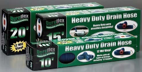 Duraflex Sewer Hose Hd 15ft Box/1 D28273 (4) by Duraflex