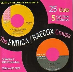 The Enrica/Raecox Groups (1959-1963)