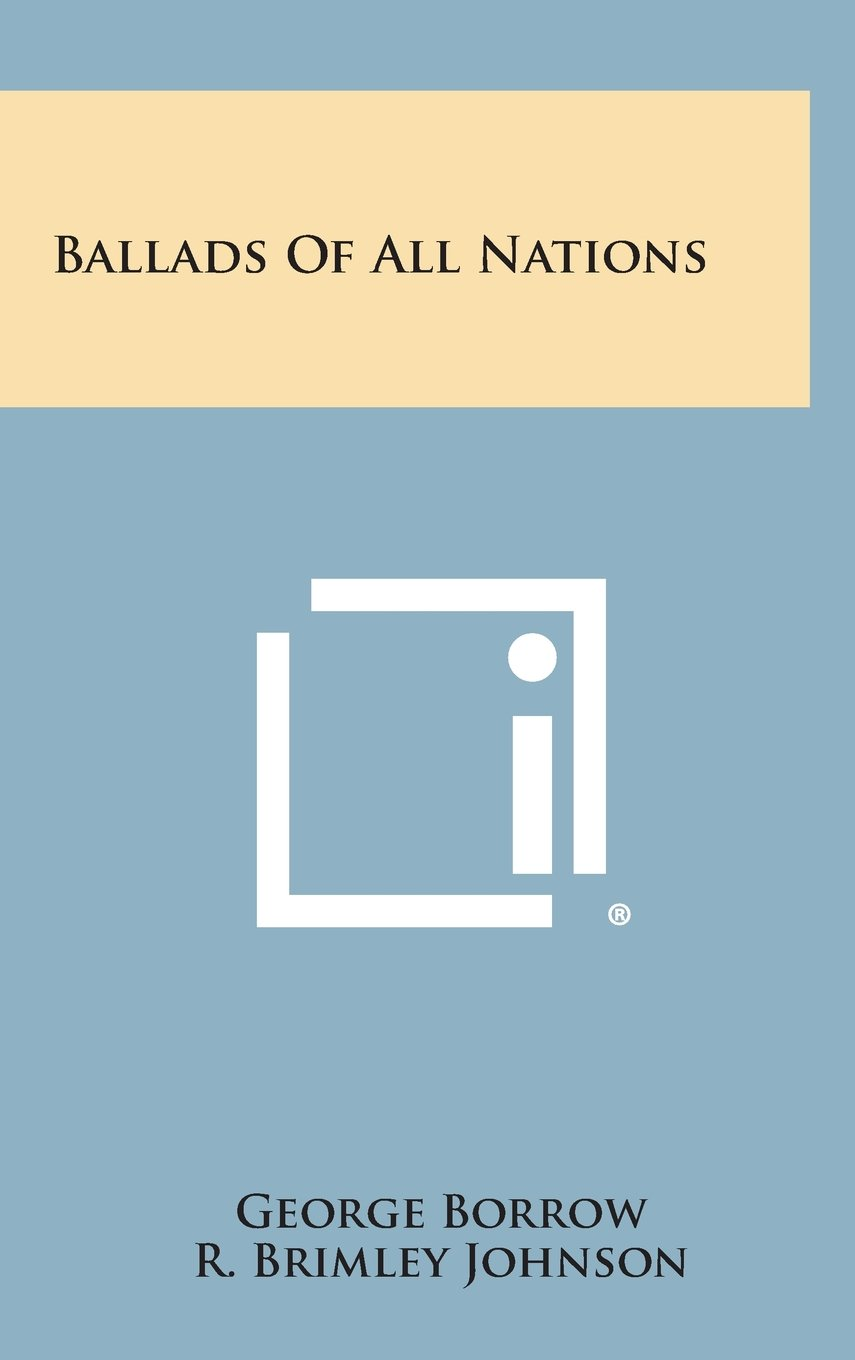 Ballads of All Nations pdf