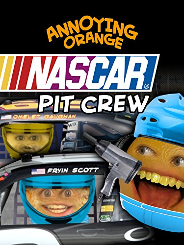 Clip: Annoying Orange - Nascar Pit Crew