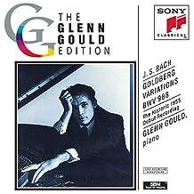 Bach: Goldberg Variations (1955). Go Uld. Glenn Gould Edition