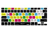 Adobe Photoshop Keyboard Silicone Skin Cover for MacBook, MacBook Air & MacBook Pro 13', 15', 17