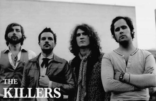 The Killers - Music Poster