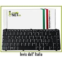 Tastiera Italiana per Notebook HP Compaq 6530S 6531S 6535S 6730S 6731S 6735S compatibile anche con 9J.N8682.R0E MP-05586I0-9301 NSK-H5R0E V061126BK1