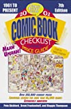 Comic Book Checklist and Price Guide, 2001, Maggie Thompson, 0873419391