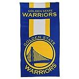 The Northwest Company NBA Zone Read Beach & Bath Towel 30'' x 60'' (Golden State Warriors)