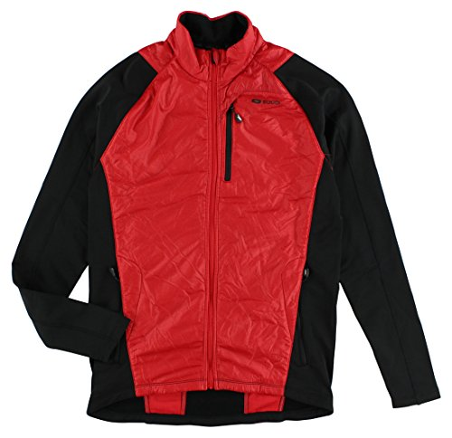 Sugoi Men's Alpha Hybrid Jacket, Chili red,  Large