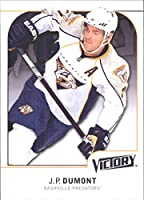 2009-10 Finnish Upper Deck Victory #113 Jean-Pierre Dumont - NM-MT