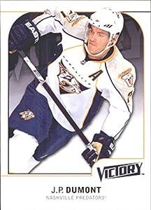 2009-10 Finnish Upper Deck Victory #113 Jean-Pierre Dumont - NM-MT