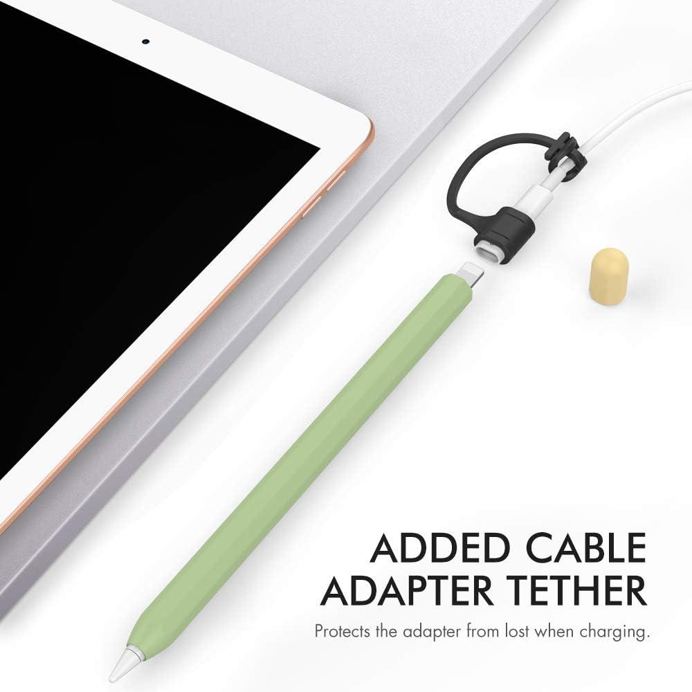 Funda Protectora de Silicona para Apple Pencil de 1/ª generaci/ón AHASTYLE Compatible con Apple Pencil de 1/ª generaci/ón
