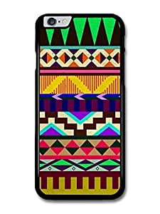 """AMAF ? Accessories Aztec Mayan Hipster Pattern case for for iPhone 6 Plus (5.5"""")"""