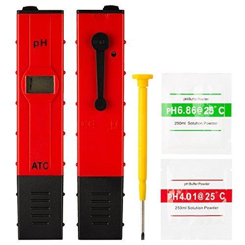 Metro de prueba de agua eDealMax 0-9.990 ppm Accurate Ideal fiable Para el agua Potable, acuarios, estanques, TDS, Medidor CE Temperatura