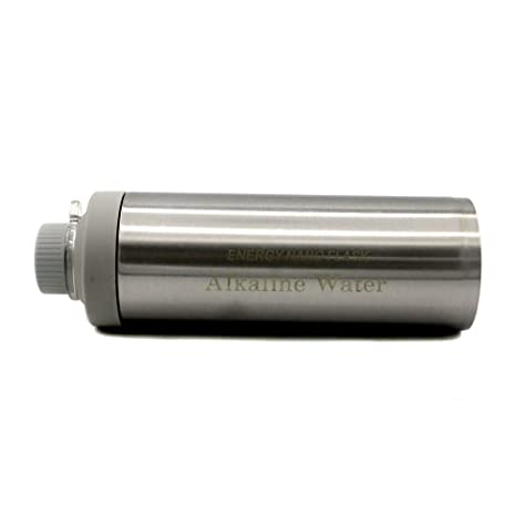 Amazon.com: saweyona 1 pieza 16.2 fl oz de plata alcalina ...