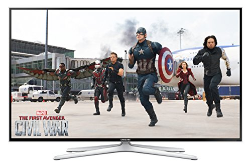 Samsung UE65H6470 163,3 cm (65 Zoll) Fernseher (Full HD, Triple Tuner, 3D, Smart TV)