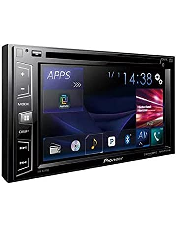 Pioneer AVH-X390BS Double Din Bluetooth in-Dash DVD CD Am  2f24f85067