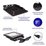 Roleadro UV Black Light 2 Pack Flood Light