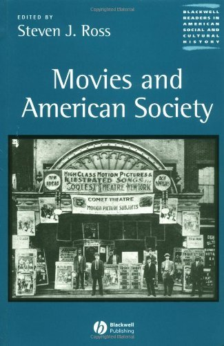 Read Online Movies and American Society: 1st (First) Edition PDF