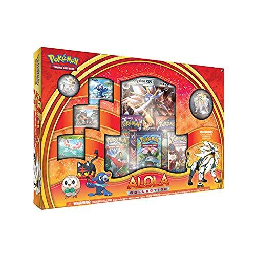 Pokémon TCG Alola Collection Card Game, Assorted Colors by Pokémon