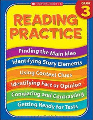 Amazon.com: 3rd Grade Reading Practice (Practice (Scholastic ...