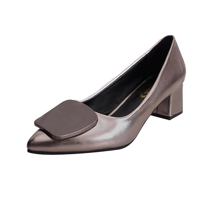 9a7327a5a1 Covermason Zapatos Zapatillas de madera mujer