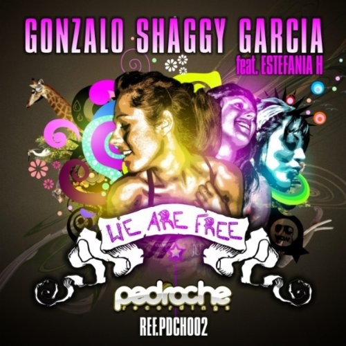 Gonzalo shaggy Garcia - Ghostbastards