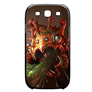 KogMaw-002 League of Legends LoL Diy For Iphone 5/5s Case Cover Plastic Black