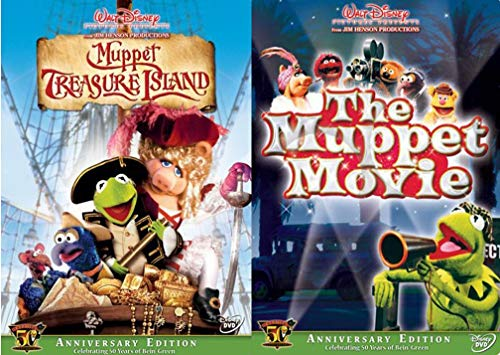 Treasure Ahead the Muppets Double Feature Kermit