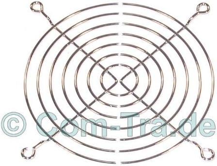 Neutral - Rejilla del ventilador para 120 mm, color cromo: Amazon ...