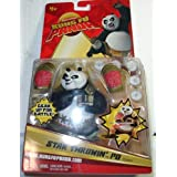 Kung Fu Panda Movie Action Figure Star Throwin Po by Kung Fu Panda