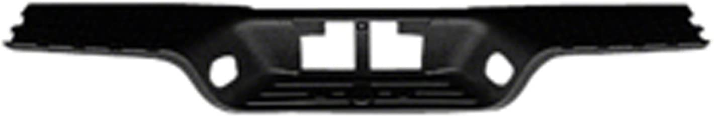 CPP Rear Direct Fit Bumper Step Pad for 2007-2013 Toyota Tundra TO1191101