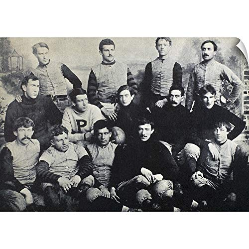 CANVAS ON DEMAND Princeton Football, 1890