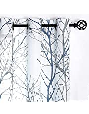Branch Curtains for Windows