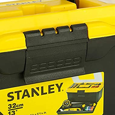 STANLEY 1-71-948 13'' Organised Maestro Tool Box with Clear top lid 12