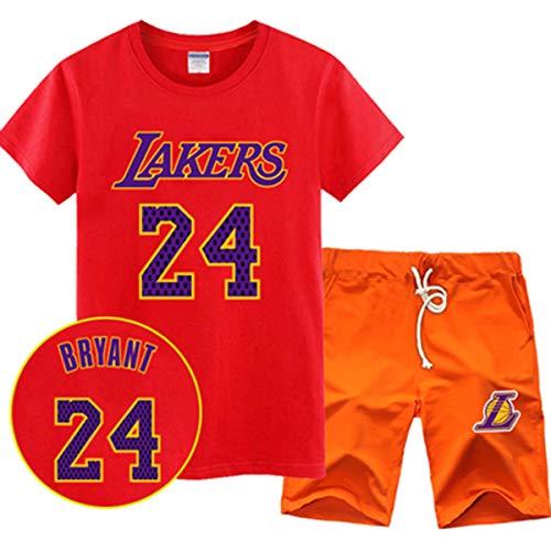 rot 4 X Large Jersey N N N NBA Trikot Set L.A Lakers James