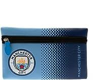 Manchester City FC Pencil Case (One Size) (Blue)