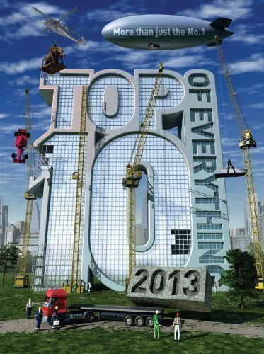 Download Top 10 of Everything 2013 by Ash, Caroline (2012) PDF