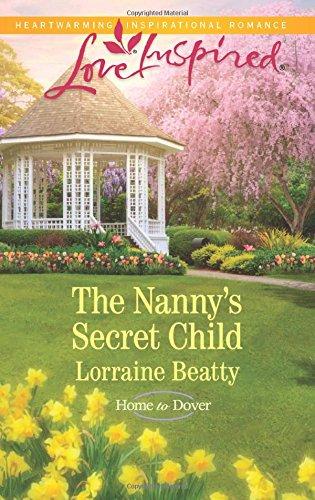 book cover of The Nanny\'s Secret Child