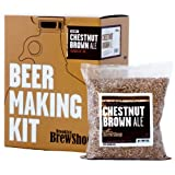 Brooklyn Brew Shop Beer Making Kit, Chestnut Brown Ale