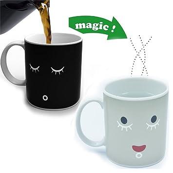 Chaude Thé Matin Café Tasse Porcelaine Couleur Eau Magique dCBrWeox