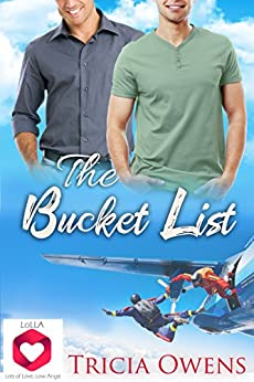 Book Review: The Bucket List (LoLLa #1) by Tricia Owens