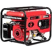 Ai Power AP4000 Gasoline Portable Generator, 4000W