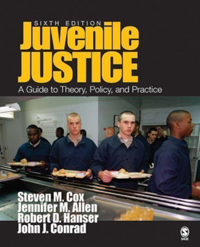 Download Juvenile Justice A Guide to Theory, Policy, & Practice (Paperback, 2007) 6th EDITION pdf epub