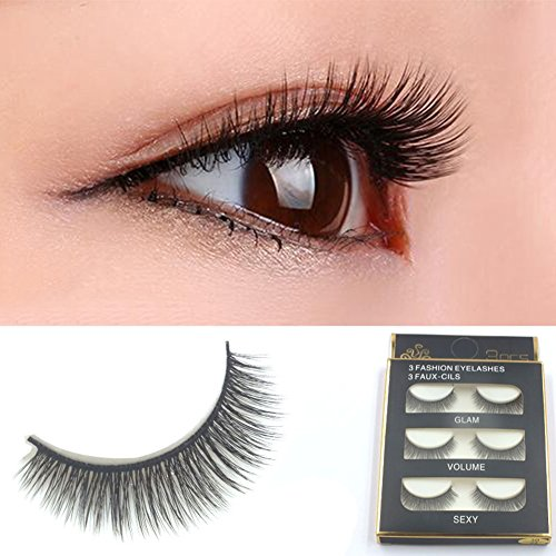 Gracefulvara-3-Pairs-Luxurious-Thick-Eye-Lashes-3D-False-Eyelashes