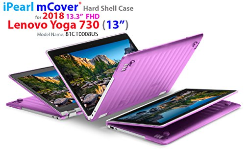 mCover Hard Shell Case for New 2018 13.3