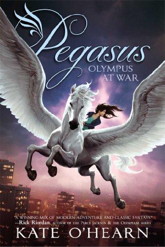 Olympus at War (Pegasus Book 2)