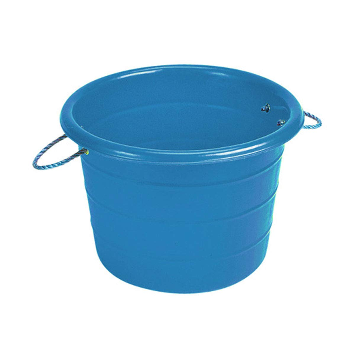 Stubbs Large Manure Bucket (One Size) (Blue) by Stubbs
