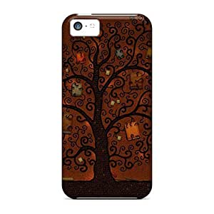 linJUN FENGE-Lineage Case For iphone 4/4s With Nice Abstract Tree Appearance