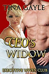 Romance: CEO's Widow: Women coming together to overcome grief (Executive Wives' Club Book 4)